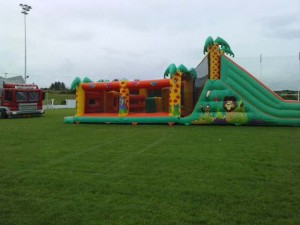 60ft Animal Obstacle Course  (1)