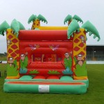 60ft Animal Obstacle Course