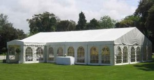 Marquee for hire image